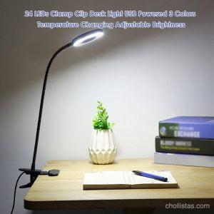 Chollo Lámpara de Escritorio LED por 8 euros