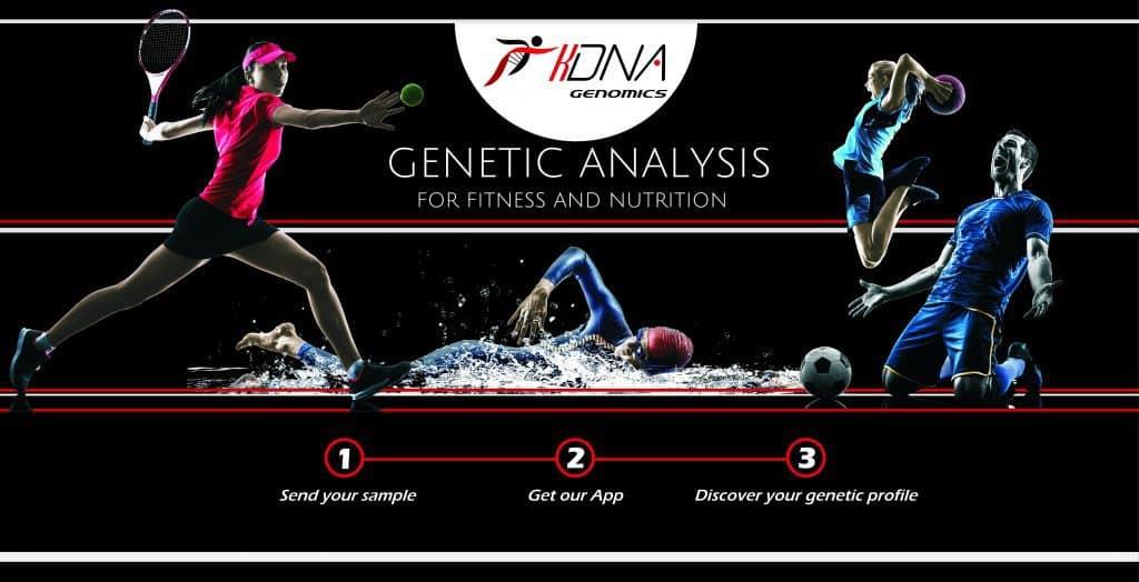 Oferta: Análisis Genéticos + Asesoramientos personalizados en Nutrición y Deporte