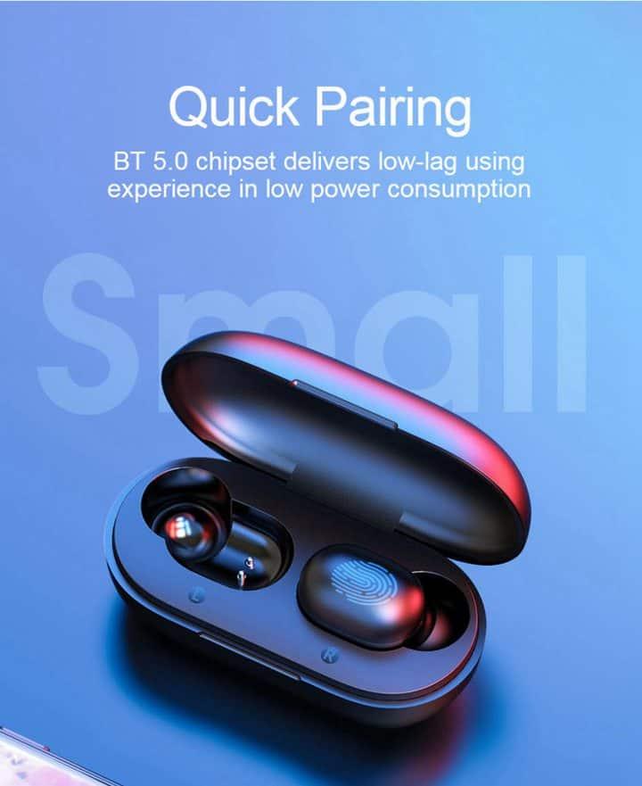 Oferta auriculares bluetooth Xiaomi Haylou GT1 por 15 euros desde España (Cupón Descuento)