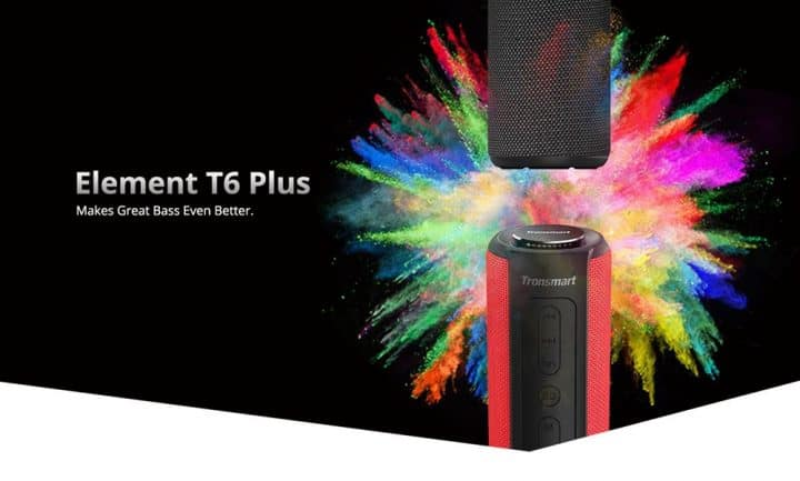 Tronsmart T6 Plus comprar barato al precio minimo de oferta con cupón descuento. Con envío GRATIS Libre de aduanas para España.