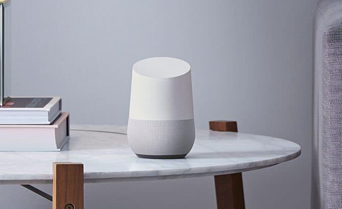 NOVEDAD: Asistente Digital Google Home por 139 euros