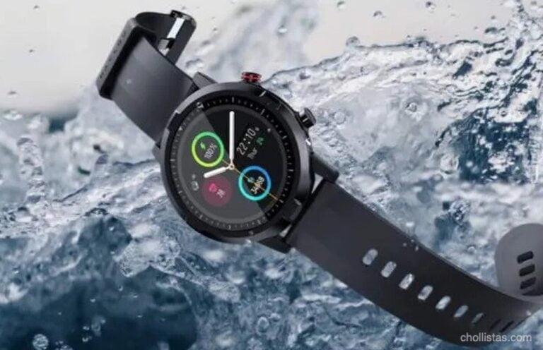 Chollo: Reloj Deportivo Haylou RT Solar LS05S de oferta por 33 euros (Cupón Descuento)