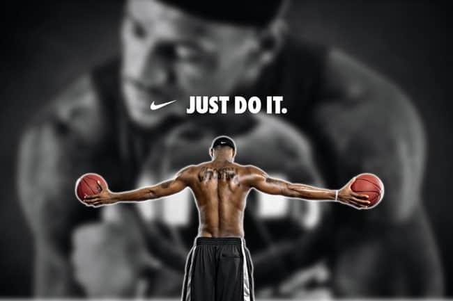 Rebajas Nike. 20% de descuento en productos no rebajados