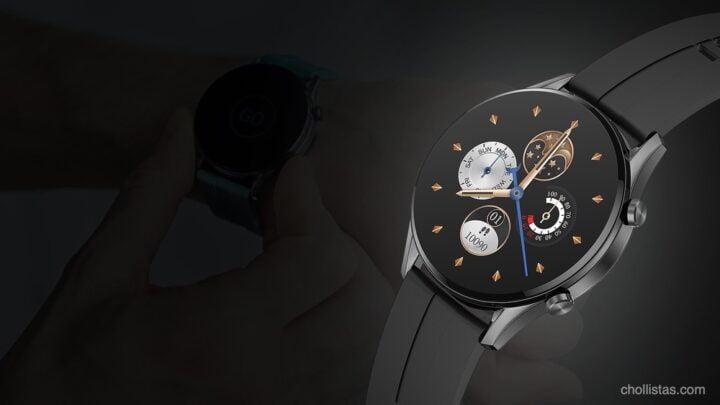 Review Smartwatch IMILAB W12