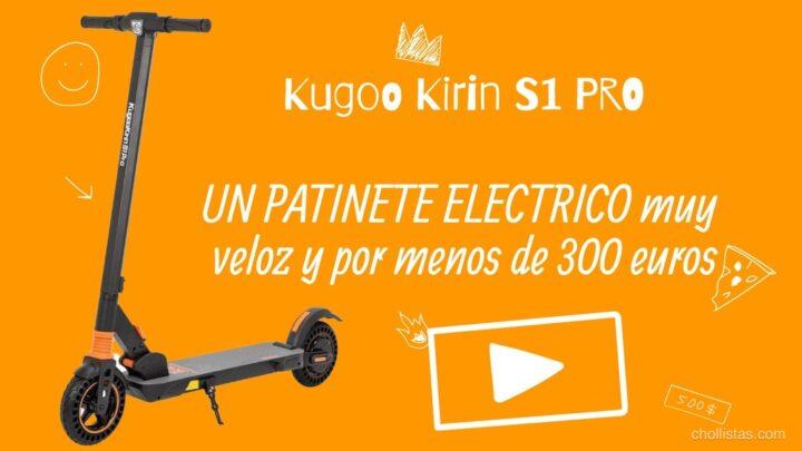 Review KUGOO Kirin S1 PRO