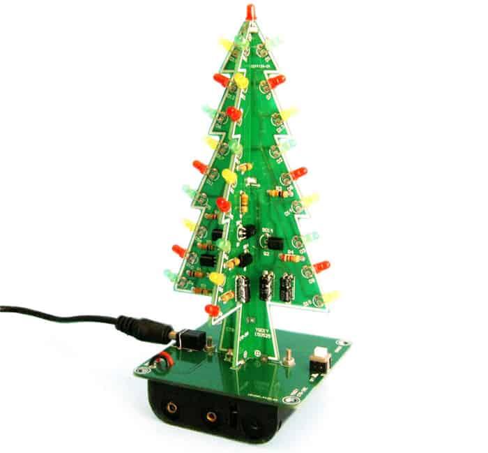 Oferta Arbol de Navidad LED de escritorio por 3 euros (Oferta FLASH) 4 arbol navidad led