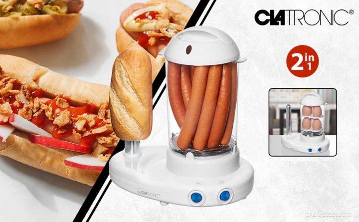 máquina perritos calientes
