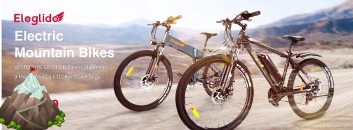 ELEGLIDE la nueva de marca de bicicletas de montaña eléctricas