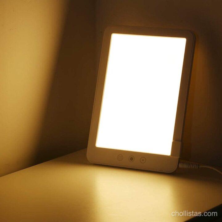 Lámpara de luminoterapia de oferta