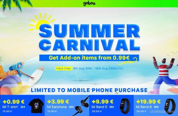 Ofertas de verano en GOBOO