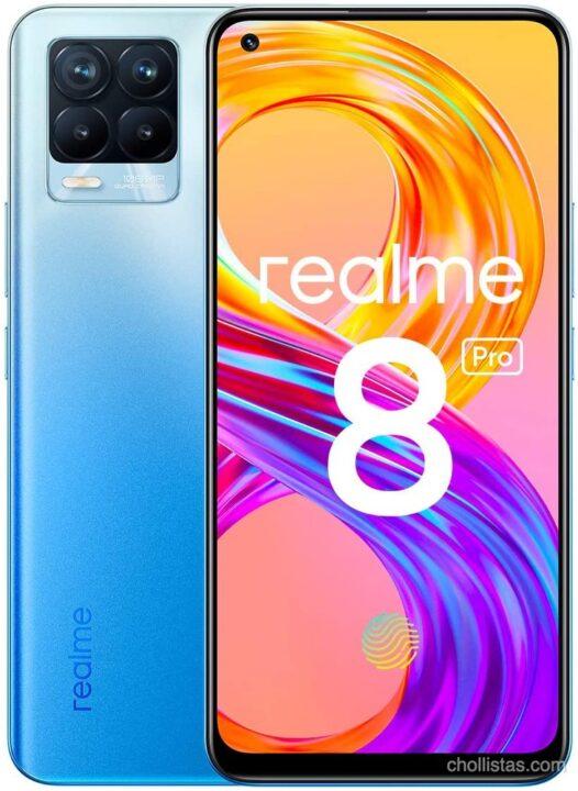 review Realme 8 PRO