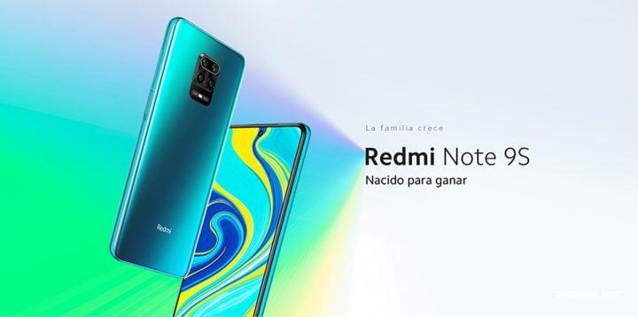 Xiaomi Redmi Note 9S de oferta por 137 euros (Cupón Descuento) 1 xiaomi redmi note 9s