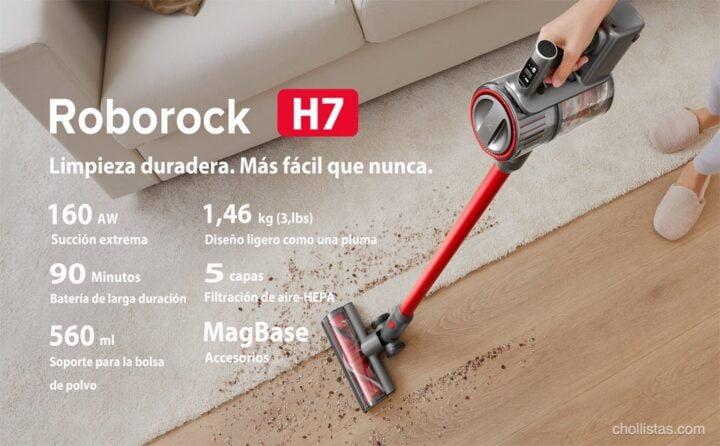 review Roborock H7