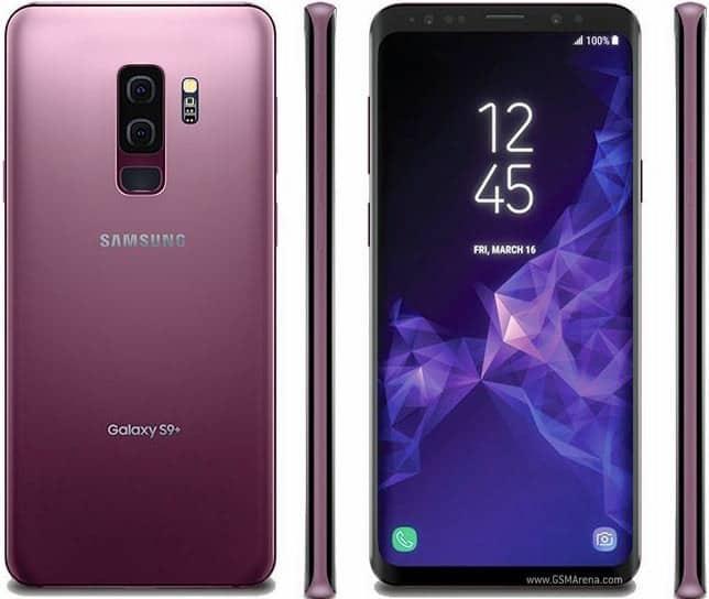 Oferta Samsung Galaxy S9 Plus por 623 euros (Cupón Descuento)