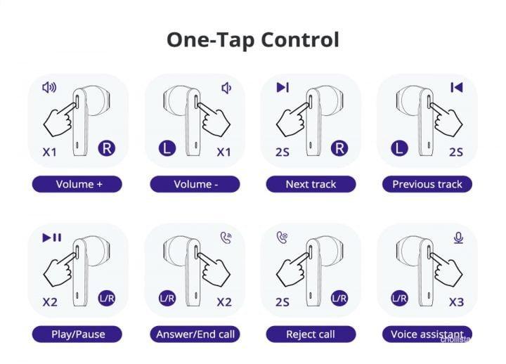 Auriculares Tronsmart Onyx Ace Bluetooth 5.0 de oferta por 29 euros desde España 2 tronsmart onyx ace
