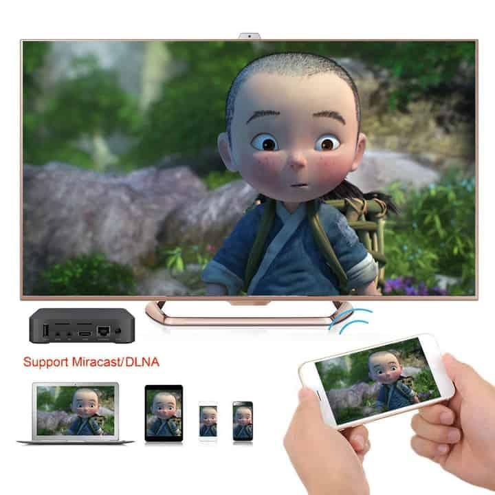 4 TV BOX Android de oferta y con envío desde España