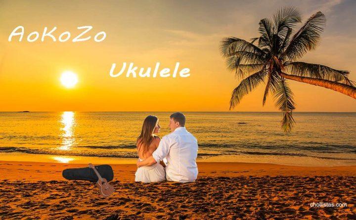 ukulele aokozo