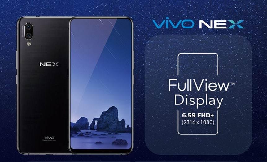 NOVEDAD: Oferta Vivo NEX 128GB por 539 euros (Cupón Descuento)