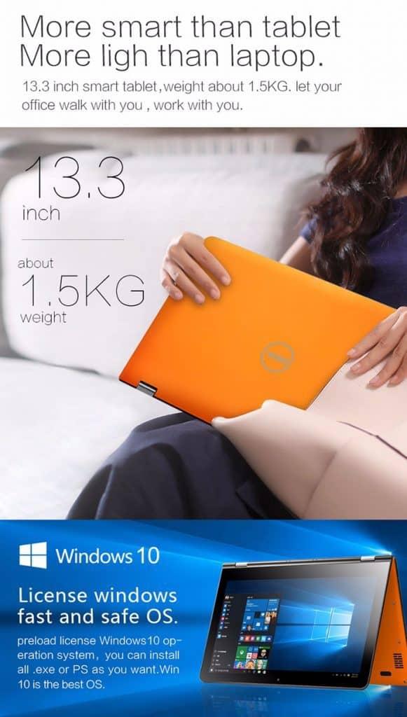 Oferta Portátil Voyo VBook V3 por 315 euros (Cupón descuento)