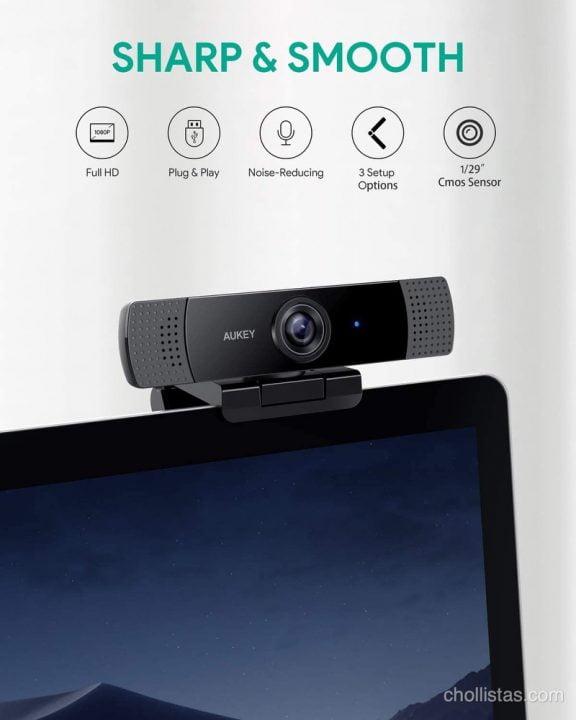 webcam aukey
