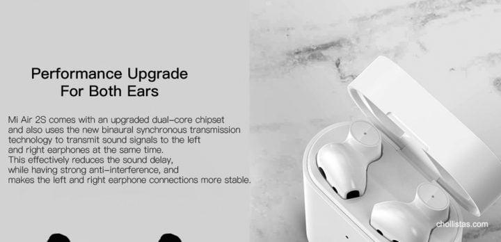 review Xiaomi Air 2s