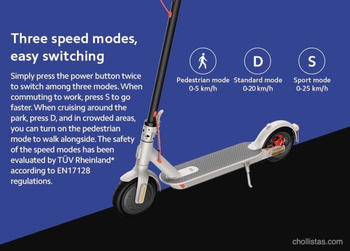 comprar de oferta Xiaomi Mi Electric Scooter 3