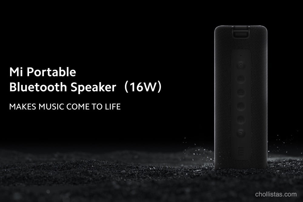 Xiaomi Mi Altavoz Bluetooth