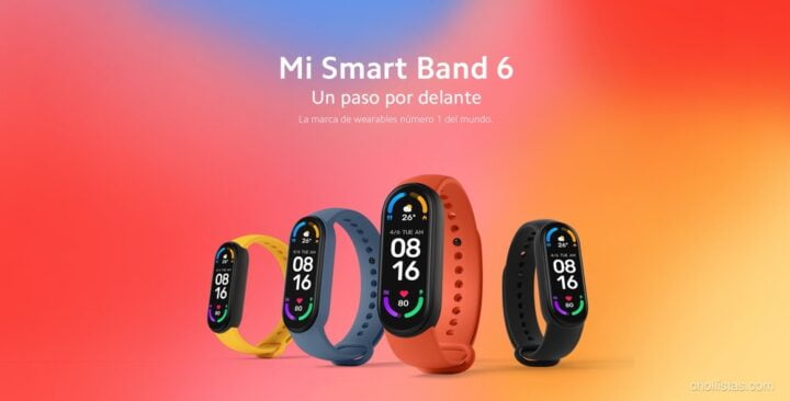 review Xiaomi Mi Band 6