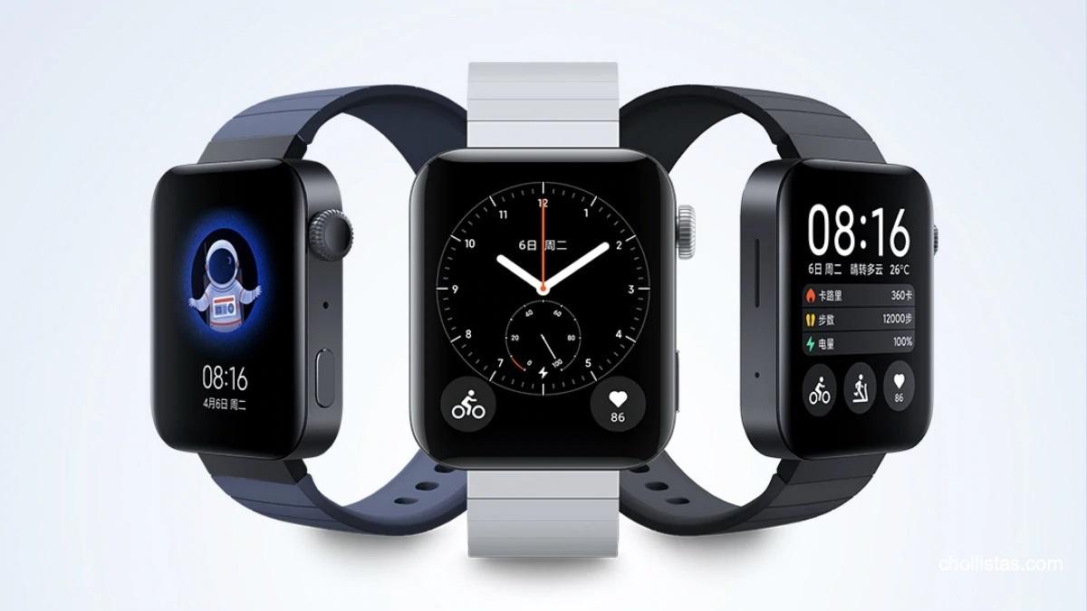Nuevo Xiaomi Mi Watch de oferta por 142 euros 4 xiaomi mi watch