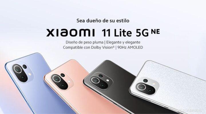Review Xiaomi Mi11 Lite NE