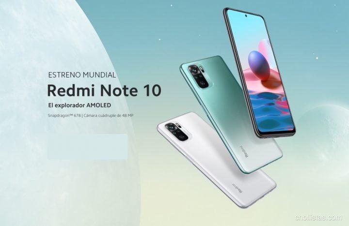 Xiaomi Redmi Note 10 de oferta