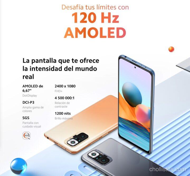 Oferta Xiaomi Redmi Note 10 Pro